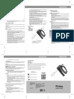 TM Manual Prima V4