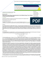 Fully Discrete Finite Element Approximation for the Stabilized Gauge-Uzawa Method to Solve the Boussinesq Equations