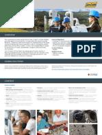 John Crane Oil Plus Training Flyer Update Production Chemistry