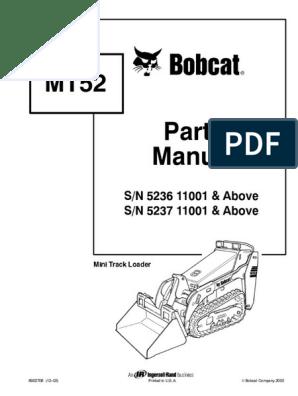 Brand New Bobcat Seal 3918818