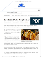 Three Political Parties Apply to Join UNA - Burma News International.pdf