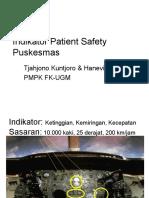 Indikator Patient Safety