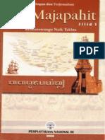 Babad Majapahit Jilid 1 Suntingan Dan Terjemahan 001