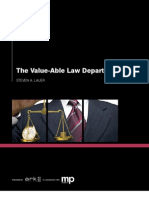 The Value-Able Law Department Summary