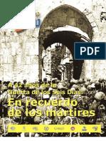 Revista Shalom Nº 85 Jun - QUÉ PASA CON LA LEY ANTIDISCRIMINACIÓN EN CHILE