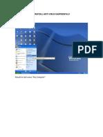 Manual Install_uninstall Antivirus Kaspersky