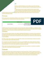Financial Management Homework