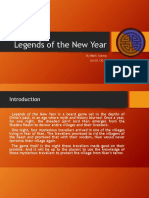 Pitch - Legends Of The New Year