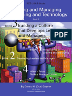 (IEEE-USA) Building a Culture That Develops Leaders and Managers Book 3