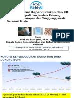 Kuliah Umum Di Riau, 23 November 2013