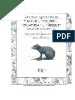 Guia Manejo Guatuza