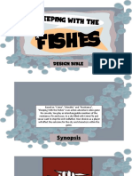 Sleeping With the Fishes Design Bible