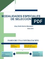 MODALIDADES ESPECIALES DE SELECCION.ppt