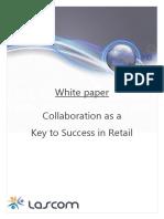 White Paper Collaboration Retail - LASCOM