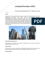 Standard Operational Procedure satpam.pdf