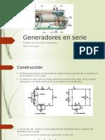 Generadores en Serie