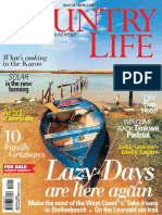 Country Life Magazine Article - Eating Stories