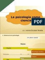 El Nacimiento de La Psicologia Cientifica 2