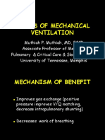 Basics Mechanical Ventilation