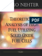 Theoretical Analysis of High Fuel Cell