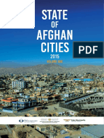 State of Afghan Cities 2015 Volume_1