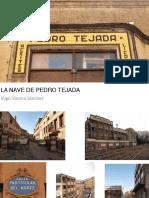 La Nave de Pedro Tejada