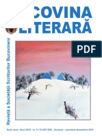 Bucovina literara nr. 11-12 - 2015