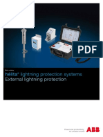 ABB-Helita External Lightning Protection