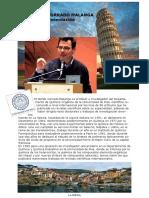 Corrado Malanga Presentación