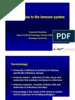 Immune System Keperawatan, 2011