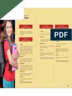 Vidya Mandir Classes Admission Test Syllabus