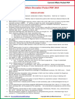 Current Affairs Pocket PDF - December 2015 by AffairsCloud