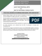Tendering Process for Design of Railways Bridges