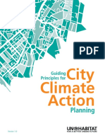 Guiding Principles for Climate City Planning Action