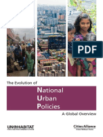 The Evolution of National Urban Policies
