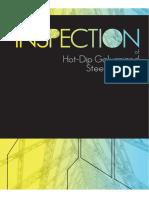 Galvanized Steel Inspection Guide - Guia de Inspeção de Galvanização a Fogo