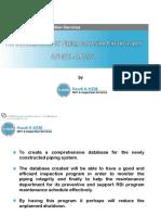 K-KEM Piping Circuitization