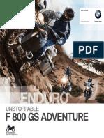 f 800 Gs Adventure My 2013 Pol