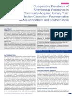 UTI Model Paper