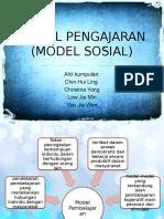 Model Pengajaran Sosial