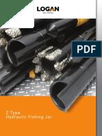 Z Type Hydraulic Fishing Jars Manual R2