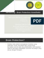 Refreshing - Brain Protection