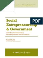 Social Entrep