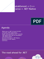 MD2014 .NET Native