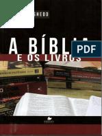 A Biblia e Os Livros