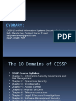 CISSP - 1 Information Security & Risk Management