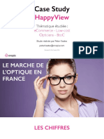 Onopia - Disruption chez les opticiens - Le business model d'HappyView.fr