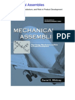 Mechanical Assemblies