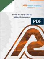 Arsopi_Plate Heat Exchanger