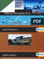 Marco Peruana S.A